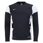 Nike Long Sleeve Academy 14 Midlayer T-shirt (Blk/Wht)