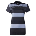 Nike Women's Squad 14 Prematch Top (Black)