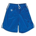 Warrior Classic Game Lacrosse Shorts (Roy/Wht)