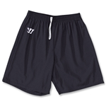 WARRIOR COLLEGIATE-CUT PRACTICE Lacrosse Shorts (Black)