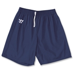 WARRIOR COLLEGIATE-CUT PRACTICE Lacrosse Shorts (Navy)