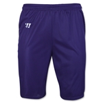 WARRIOR COLLEGIATE-CUT PRACTICE Lacrosse Shorts (Purple)