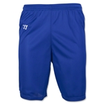WARRIOR COLLEGIATE-CUT PRACTICE Lacrosse Shorts (Royal)