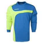 Vizari Livorno Long Sleeve Goalkeeper Jersey (Blue)