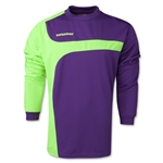 Vizari Livorno Long Sleeve Goalkeeper Jersey (Purple)