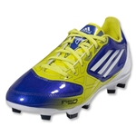 adidas Women's F10 TRX FG (Lab Blue/Running White/Lab Lime)