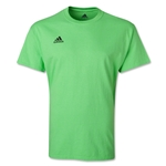 adidas Rush T-Shirt (Lime)