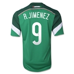 Mexico 2014 R. JIMENEZ 9 Jersey de Futbol Local