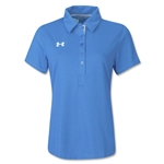 Under Armour Women's Coaches Polo II (Sky)