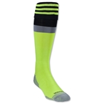 adidas Elite Traxion Soccer Sock (Lime/Black)