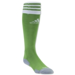 adidas Copa Zone Cushion II Sock (Green/Wht)