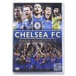 Chelsea 12/13 Season Review DVD