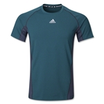adidas TechFit Top 2013 (Teal)