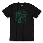 Objectivo Shamrock T-Shirt (Black)