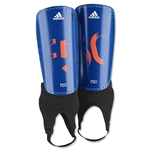 adidas F50 Youth Shinguard (True Blue)