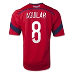 Colombia 2014 AGUILAR Away Soccer Jersey