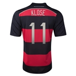 Germany 2014 KLOSE Away Soccer Jersey