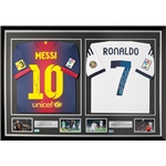 ICONS Messi and Ronaldo Master Frame