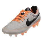 Nike Tiempo Legend V FG (Desert Sand/Atomic Orange/Black)