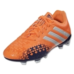adidas Women's Predator Absolado LZ TRX FG (Glow Orange/Running White)