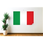 Italy Flag Wall Decal