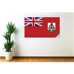 Bermuda Flag Wall Decal