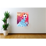 2018 FIFA World Cup Russia(TM) Volograd Russian Wall Decal