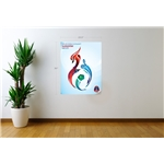 2018 FIFA World Cup Russia(TM) Saransk English Wall Decal