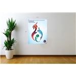 2018 FIFA World Cup Russia(TM) Saransk Russian Wall Decal