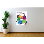 2018 FIFA World Cup Russia(TM) St. Petersburg Russian Wall Decal