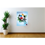 2018 FIFA World Cup Russia(TM) Rostov-on-Don Russian Wall Decal