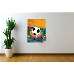 2018 FIFA World Cup Russia(TM) Moscow Russian Wall Decal