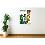 Cuiaba 2014 FIFA World Cup Host City Poster Wall Decal