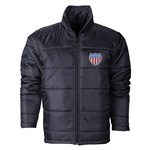 USA Patriot Polyfill Puffer Jacket