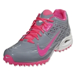 Nike Women's Air Speedlax 4 Turf (Stealth/Pink Flash)