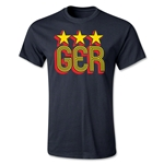 German Stars T-Shirt (Black)