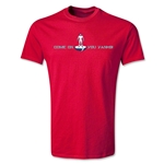 USA Flick to Kick T-Shirt (Red)