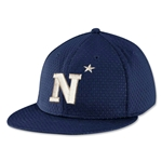 Navy Lax True Dri-FIT Mesh Practice Cap