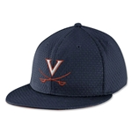 Virginia Lax True Dri-FIT Mesh Practice Cap
