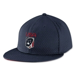 USA Lax True Dri-FIT Mesh Practice Cap