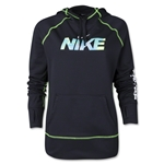 Nike Lax All Time PO Women's Hoody (Blk/Wht)