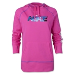 Nike Lax All Time PO Women's Hoody (Pink)