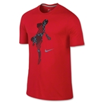 Nike Lax Dri-FIT Legend T-Shirt 1.3 (Red)