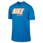 Nike Lax Dri-Blend Vintage T-Shirt 1.3 (Royal)