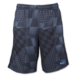 Nike Lax Print Short 1.3 (Gray)