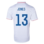 USA 2014 JONES Home Soccer Jersey