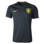 Brazil 2014 Authentic Third Soccer Jersey