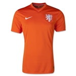 Holanda 2014 Jersey de Futbol Local Autentico