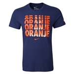 Netherlands Core Type T-Shirt