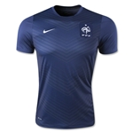 France Prematch Training Top